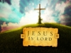 268151 jesus is lord t nv